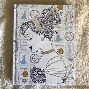 Disney Parks Cinderella Journal